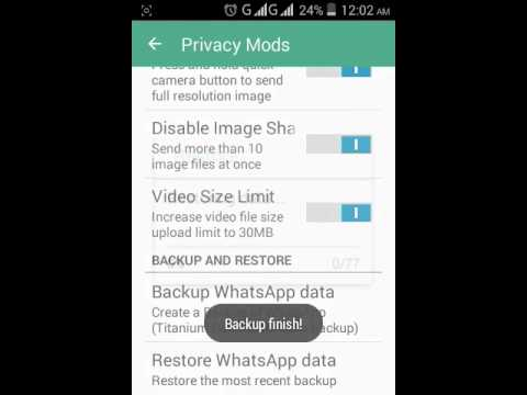 GBWhatsapp Android Download apk Latest version 2016