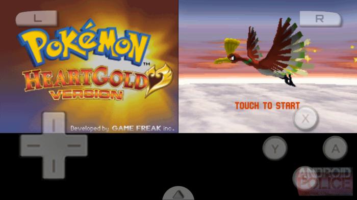 DraStic Nintendo DS Emulator Download latest version mod apk